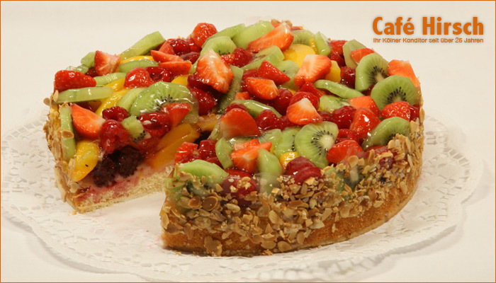 Gemischte Obst Torte Kolner Torten Express Wir Liefern Kuchen
