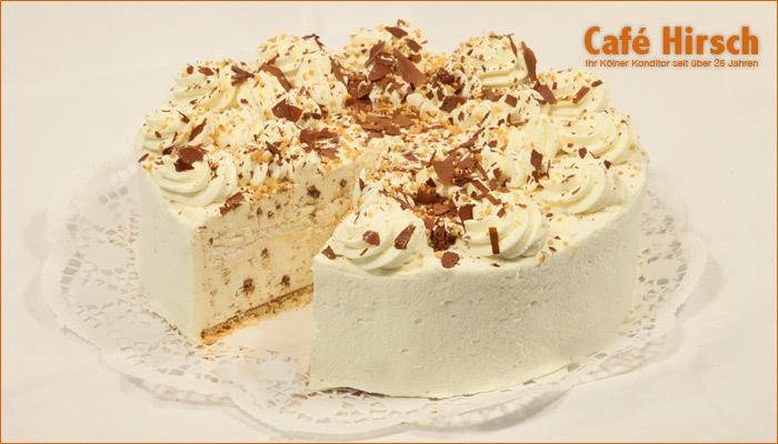 Eissplitter Torte