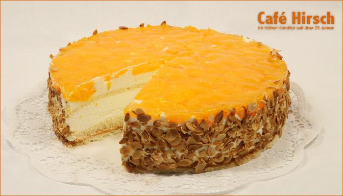 Mandarinen Kase Sahne Kolner Torten Express Wir Liefern Kuchen