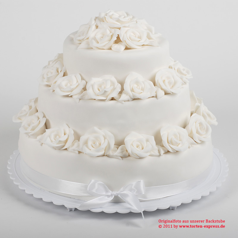 Torte Hochzeitstorte Wir Liefern Kuchen Torten Und