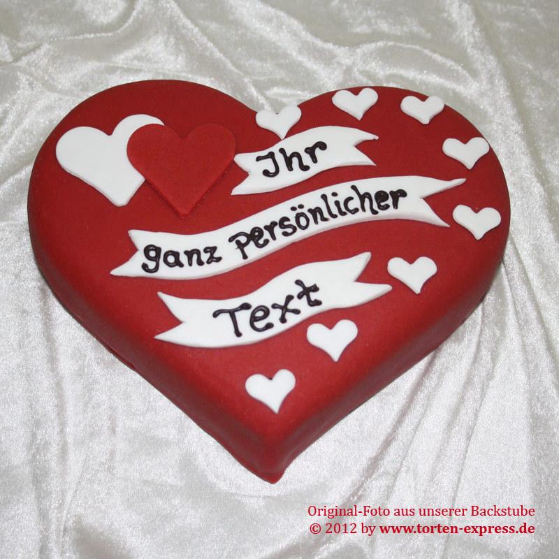 Valentinstags Torte Personlich Kolner Torten Express Wir